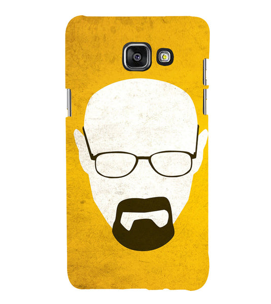 EPICCASE Breaking bad Back Case Cover for Samsung A7 2016