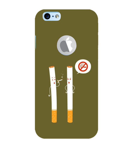 EPICCASE No Smoking  Back Case Cover for Apple iPhone 6/6s