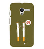 EPICCASE No Smoking  Back Case Cover for Moto X