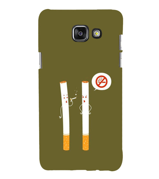 EPICCASE No Smoking  Back Case Cover for Samsung A5 2016