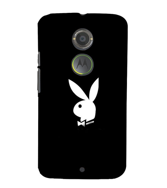 EPICCASE Play Boy Back Case Cover for Moto X2