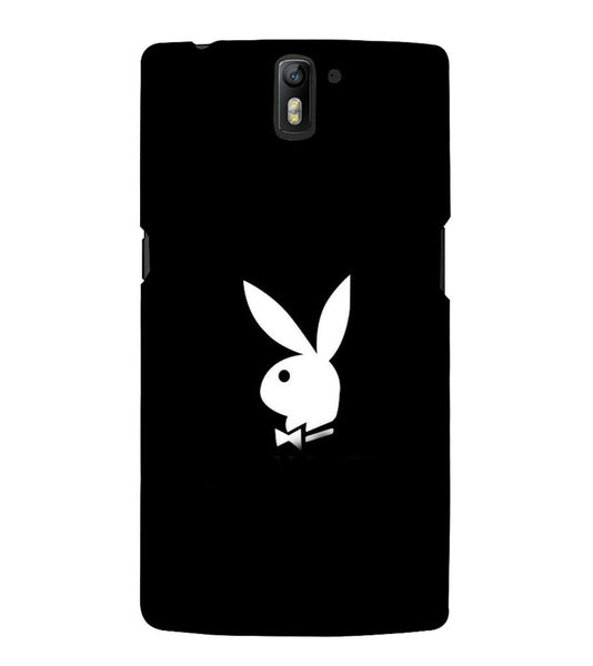 EPICCASE Play Boy Back Case Cover for Oneplus One