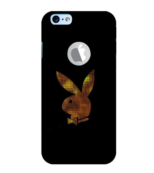 EPICCASE Gold Play Boy Back Case Cover for Apple iPhone 6/6s
