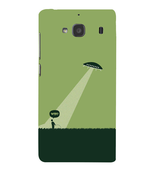EPICCASE UFO  Back Case Cover for Xiaomi Redmi 2s