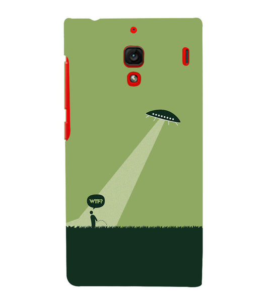 EPICCASE UFO  Back Case Cover for Xiaomi Redmi 1s