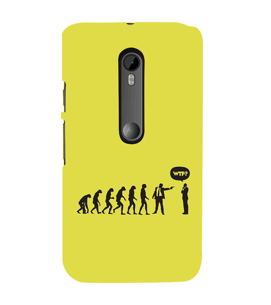 EPICCASE evolution collapse Back Case Cover for Moto X Play