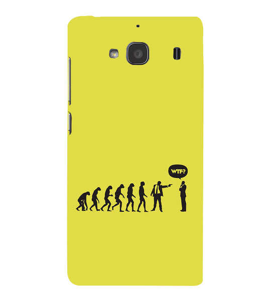 EPICCASE evolution collapse Back Case Cover for Xiaomi Redmi 2s
