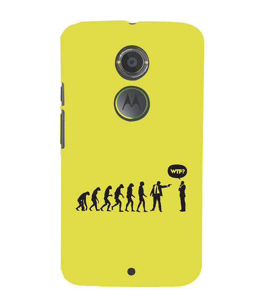 EPICCASE evolution collapse Back Case Cover for Moto X2