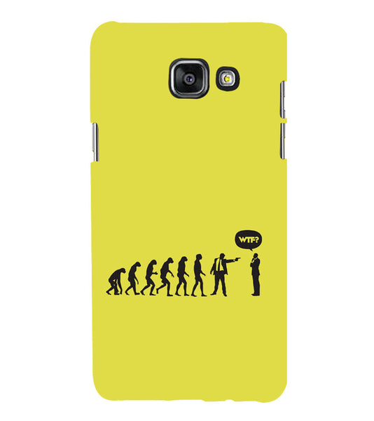 EPICCASE evolution collapse Back Case Cover for Samsung A5 2016