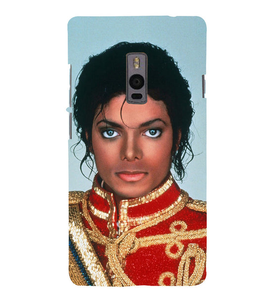 EPICCASE michael jackson Back Case Cover for Oneplus Two