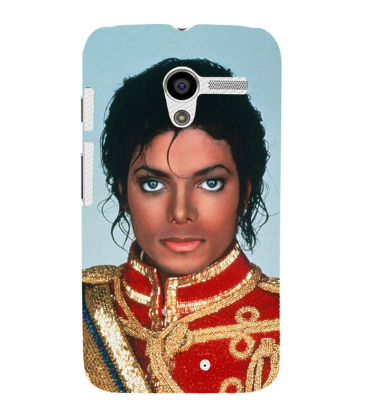 EPICCASE michael jackson Back Case Cover for Moto X