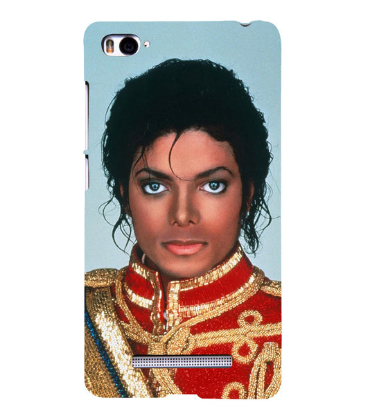 EPICCASE michael jackson Back Case Cover for Xiaomi Redmi Mi4i
