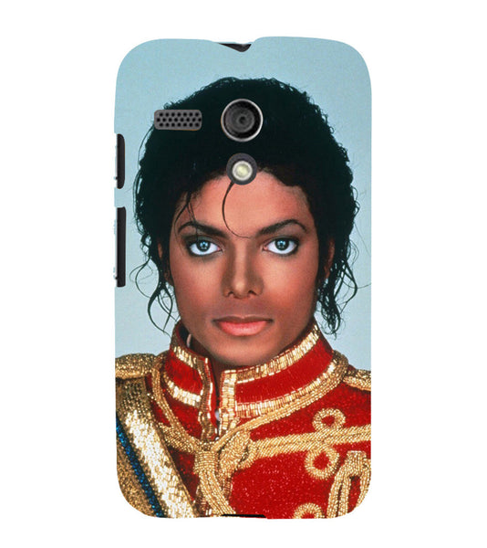 EPICCASE michael jackson Back Case Cover for Moto G