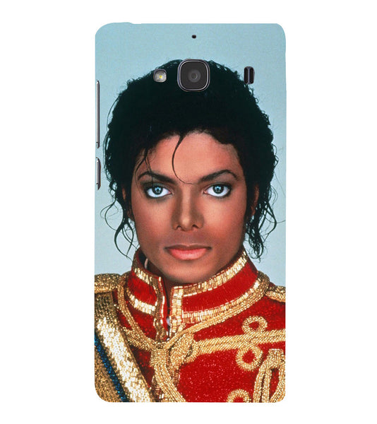 EPICCASE michael jackson Back Case Cover for Xiaomi Redmi 2s