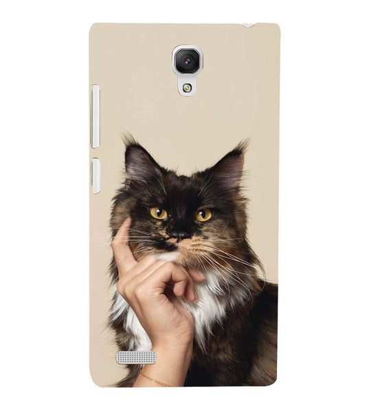 EPICCASE cat case Back Case Cover for Xiaomi Redmi Note prime