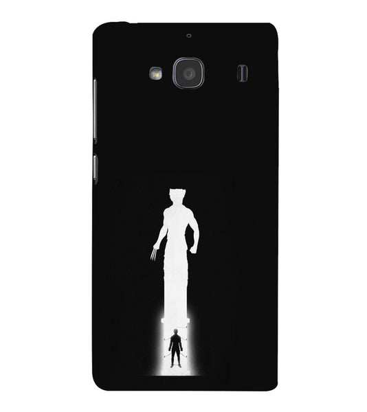 EPICCASE Wolverine trouble Back Case Cover for Xiaomi Redmi 2s