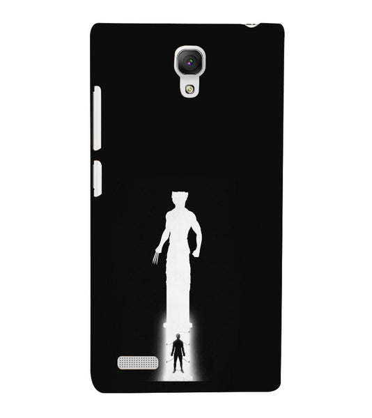 EPICCASE Wolverine trouble Back Case Cover for Xiaomi Redmi Note prime
