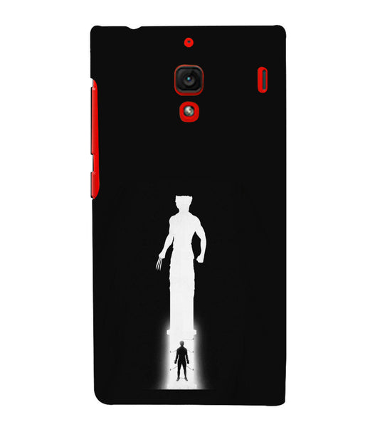 EPICCASE Wolverine trouble Back Case Cover for Xiaomi Redmi 1s