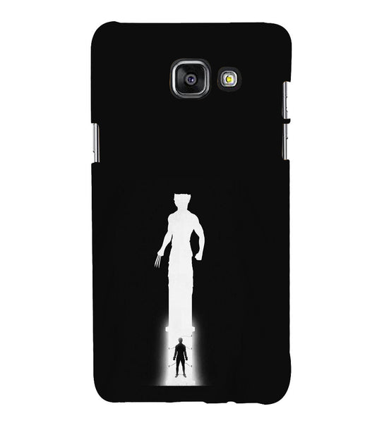 EPICCASE Wolverine trouble Back Case Cover for Samsung A5 2016