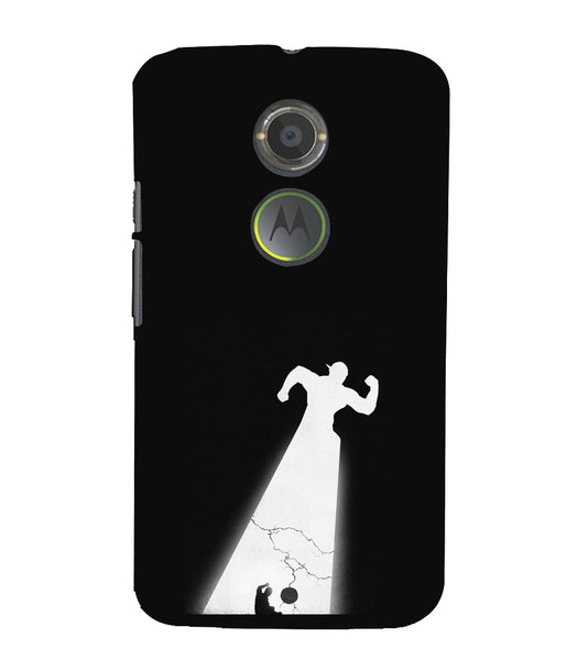 EPICCASE Flash cases Back Case Cover for Moto X2
