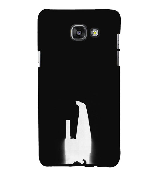 EPICCASE dark knight cases Back Case Cover for Samsung A5 2016