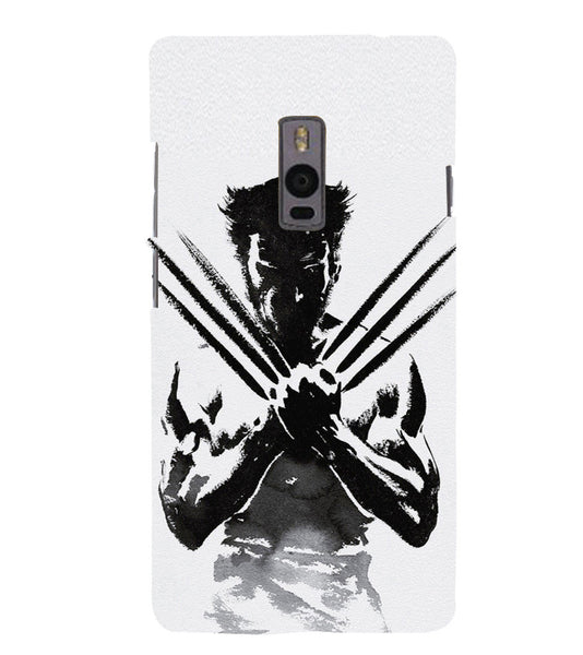 EPICCASE Wolverine  Back Case Cover for Oneplus Two
