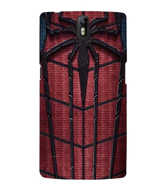 EPICCASE Spider Web Back Case Cover for Oneplus One