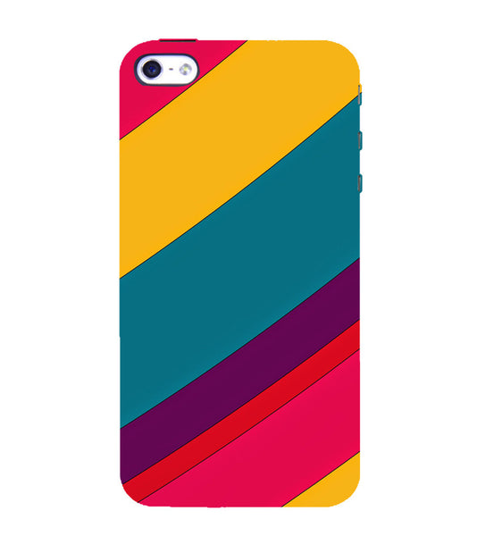 EPICCASE colors Back Case Cover for Apple iPhone 4