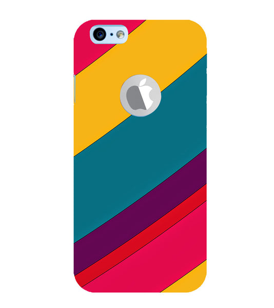 EPICCASE colors Back Case Cover for Apple iPhone 6/6s