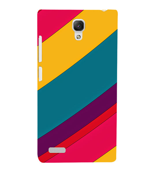 EPICCASE colors Back Case Cover for Xiaomi Redmi Note