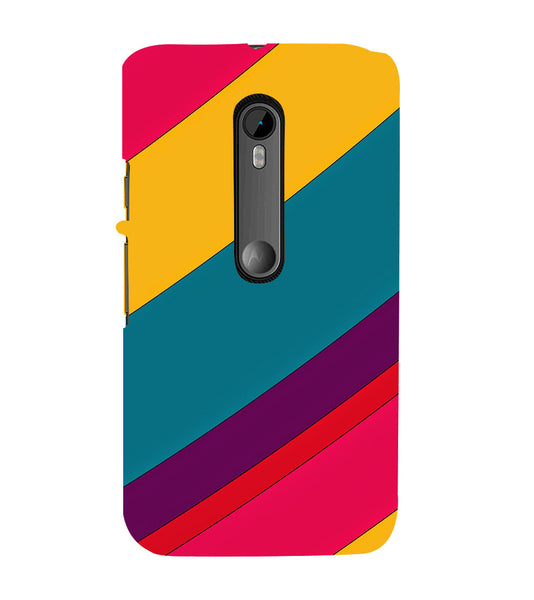 EPICCASE colors Back Case Cover for Moto X Style