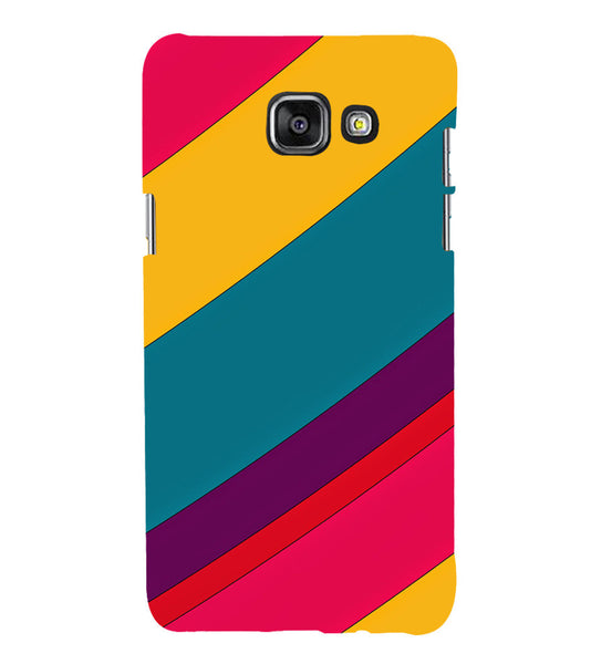 EPICCASE colors Back Case Cover for Samsung A7 2016