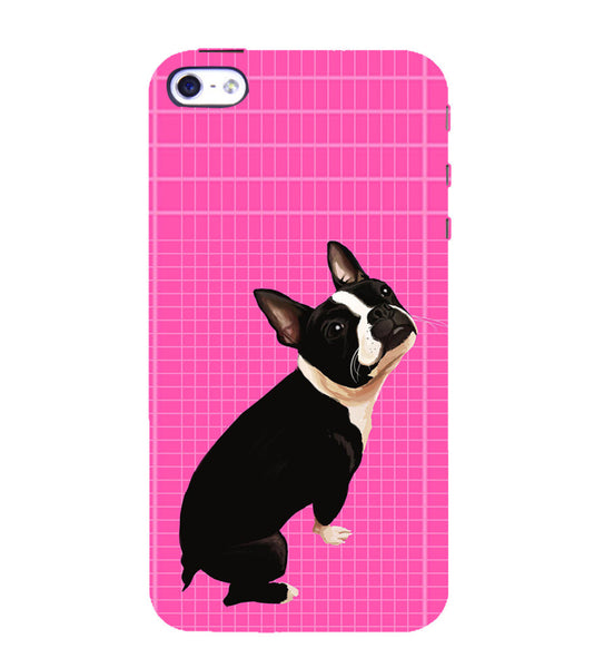 EPICCASE sad puppy Back Case Cover for Apple iPhone 4