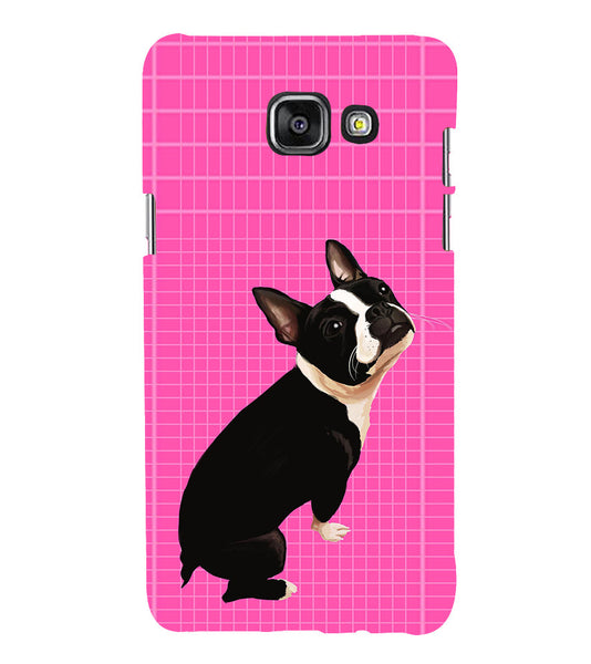 EPICCASE sad puppy Back Case Cover for Samsung A7 2016