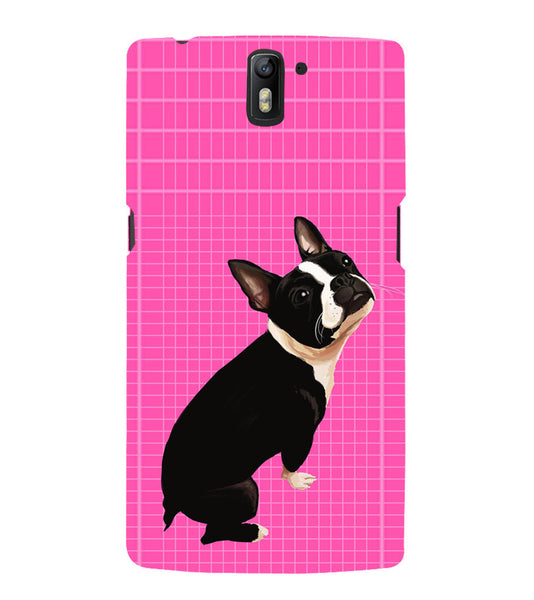 EPICCASE sad puppy Back Case Cover for Oneplus One