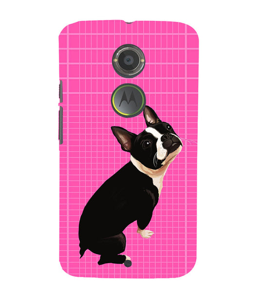 EPICCASE sad puppy Back Case Cover for Moto X2