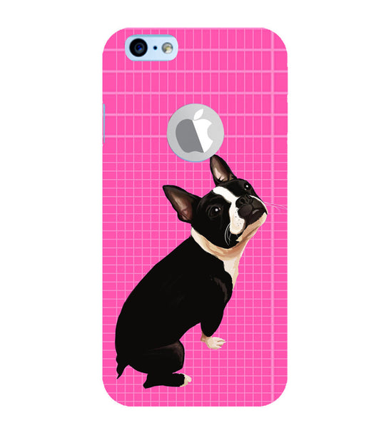 EPICCASE sad puppy Back Case Cover for Apple iPhone 6plus/6splus
