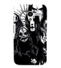 EPICCASE the ghost Back Case Cover for Moto X