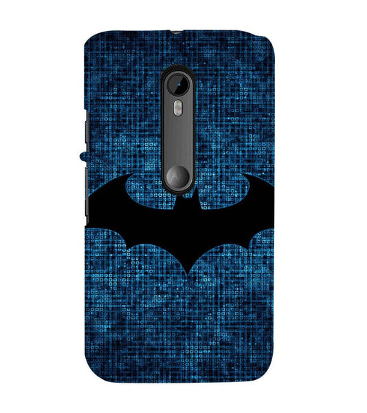 EPICCASE dark knight Back Case Cover for Moto X Force