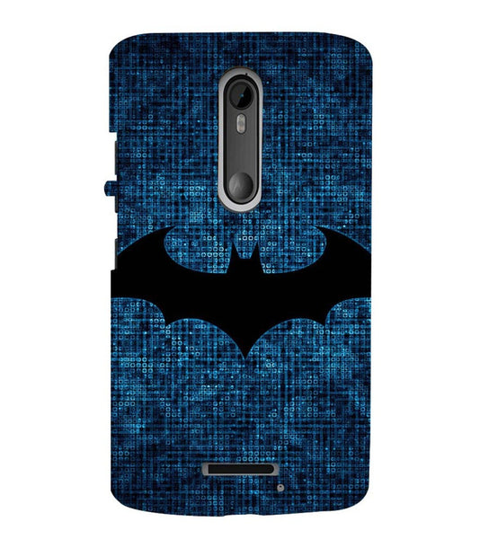 EPICCASE dark knight Back Case Cover for Moto X3