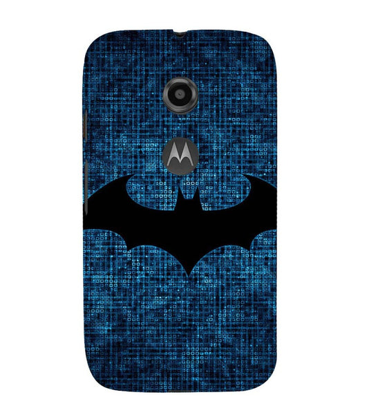 EPICCASE dark knight Back Case Cover for Moto E2