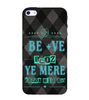 EPICCASE b+ positive Back Case Cover for Apple iPhone 4