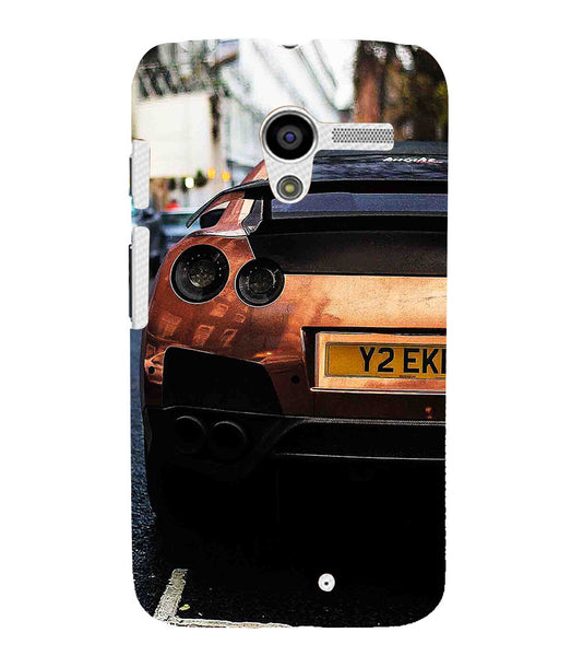 EPICCASE the beast Back Case Cover for Moto X