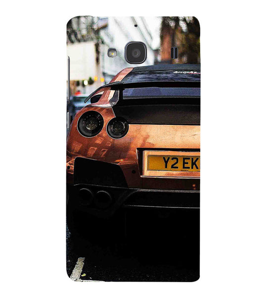 EPICCASE the beast Back Case Cover for Xiaomi Redmi 2s