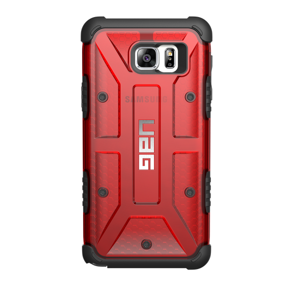 URBAN ARMOR GEAR CASE FOR SAMSUNG GALAXY NOTE 5-RED