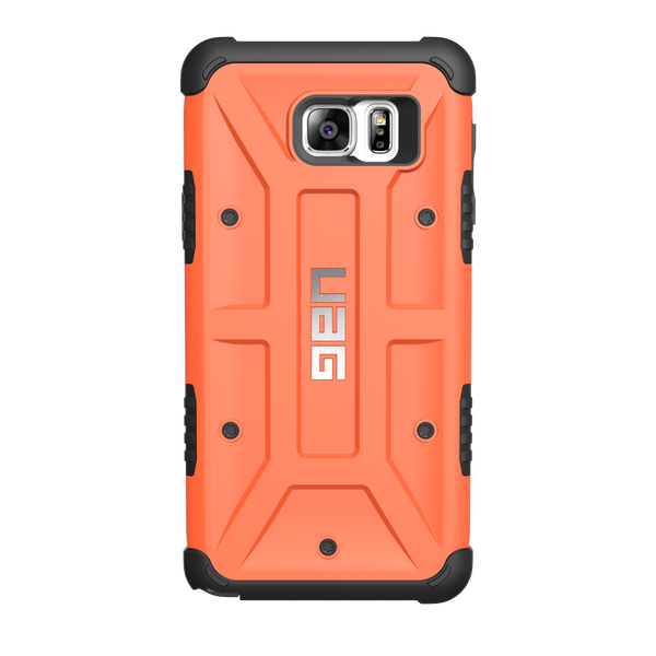 URBAN ARMOR GEAR CASE FOR SAMSUNG GALAXY NOTE 5-ORG