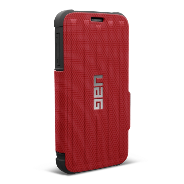 Urban Armor Gear Folio Case For Samsung Galaxy S6 (RED)