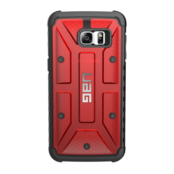 Urban Armor Gear CASE FOR GALAXY S6 EDGE PLUS (Red)