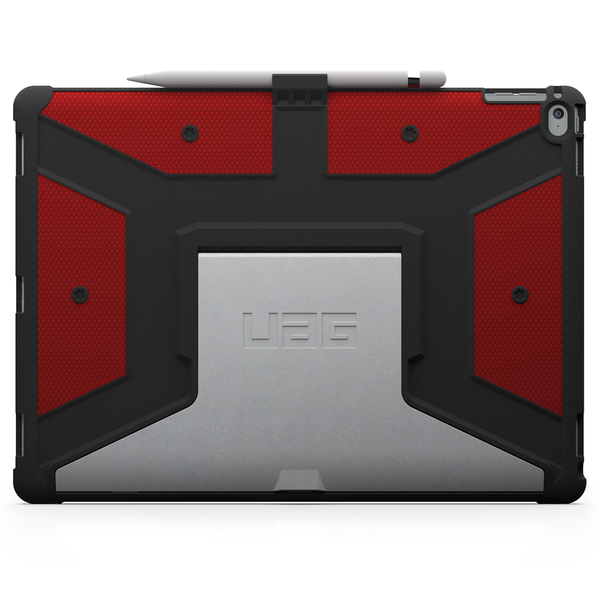 URBAN ARMOR GEAR - Folio Flip Case for iPAD Pro 12.9-inch (Red)