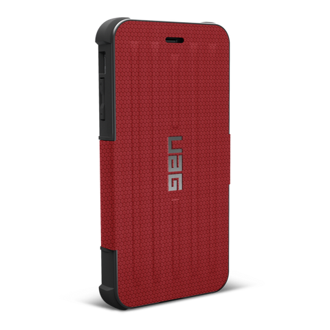 URBAN ARMOR GEAR Folio Case for iPhone 6/6S PLUS(4.7 Display) Red